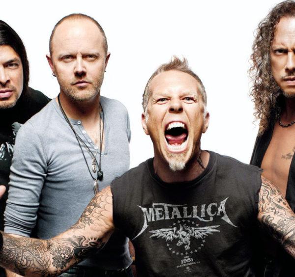 I Metallica cantano C'è chi dice no di Vasco !