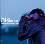 copertina vasco Live Kom 2011:The complete edition