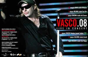 concerto genova vasco date tour live blasco vasco rossi